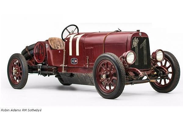 гоночный автомобиль Альфа Ромео электромобиль