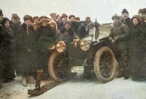 Автомобиль Руссо-Балт